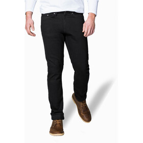 DUER Performance Denim Housut Relaxed Miehet, black